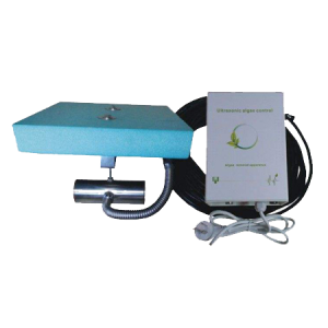 Ultrasonic algae removal equipment