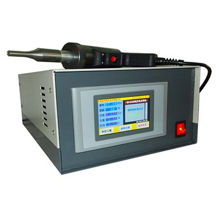 Color screen intelligent ultrasonic spot welder